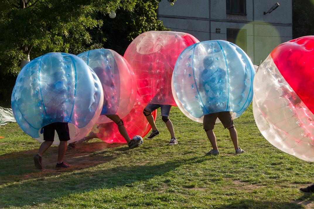 Bubble Fútbol Cádiz