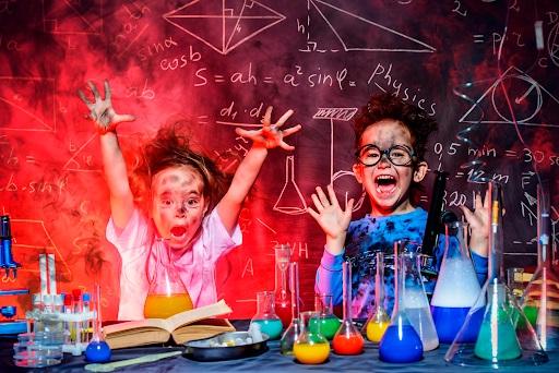 Top 5 experimentos para niños